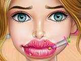 Игра Больница: Больные Губы