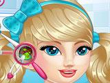 Игра Больные Уши Лизы