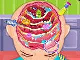 Игра Больница: Операция Головы