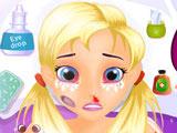 Игра Малышка Лиза у Доктора