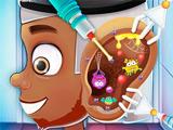 Игра Ушной Доктор