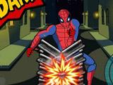Игра Человек Паук: Мощный Удар