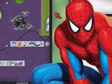 Игра Человек Паук в Лаборатории