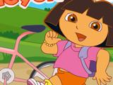 Игра Даша: Велосипед