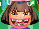 Игра Даша у Стоматолога