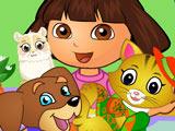 Игра Даша: Уход за Животными