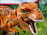 Игра Лего Побег Динозавра
