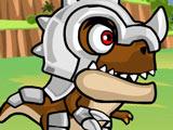 Игра Динозавры: Охота за Мясом 3