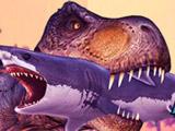 Игра Динозавр Рекс в Майами