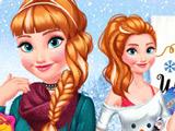 Игра Мода на Целый Год для Девочек