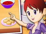 Кухня Сары: Французские Вафли