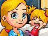 Игра Няня для Плохих Детей