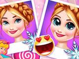 Игра Для Девочек: Деформация Лица Принцесс