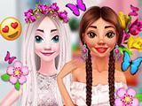 Весенние Образы для Эльзы и Моаны