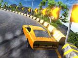 Игра Жгущий Дрифт в Горах 3Д
