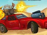 Игра Дорога Ярости 3: Пустыня