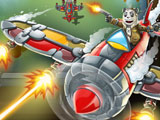Панда Командир: Воздушный Бой