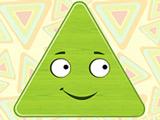 Игра Геометрическая Фигура Треугольник