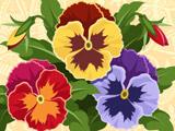 Игра для Малышей: Букет Цветов