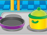 Игра Загадка для Малышей: Посуда