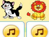 Игра для Малышей: Чей Звук?