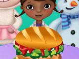 Королевский Гамбургер