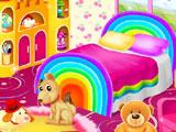 Игра Украшение Детской Комнаты