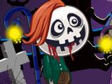 Игра Домик на Хэллоуин