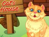 Игра Домик Для Кошки