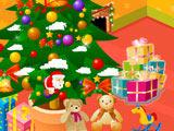 Игра Новогоднее Украшение Комнаты