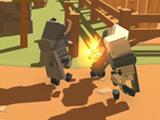Игра Драки: Рыцарь Рокки