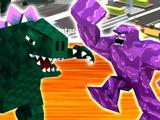 Разрушь Город 2: Битвы Монстров