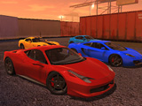 Игра Дрифт на Крутых Машинах 3Д