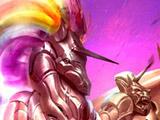 Робот Единорог: Эволюция