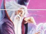 Игра Пазл: Волшебник и Единороги