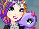 Игра Поппи О'хара и её Дракон