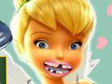 Игра Фея Динь-Динь Лечит Зубы