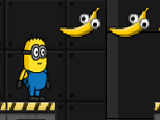 Игра Миньон Собирает Бананы
