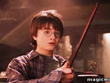 Harry's Magic Wand