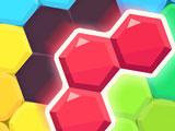 Игра Бумажные Блоки Гекса