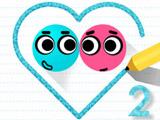 Игра Влюблённые Шары 2