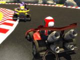 Игра Гонки на Картингах 3Д