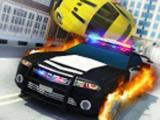 Игра Полицейская Погоня 3Д