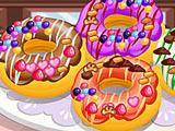 Игра Готовим Пончики