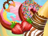 Готовим Пончики с Мороженым