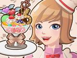 Игра Готовим Еду: Десерт от Санди