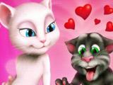Игра Валентинов День Анжелы