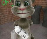 Игра Кот Том Пьет Молоко