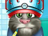 Игра Говорящий Том у Хирурга