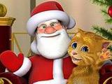 Игра Говорящий Санта и Рыжик